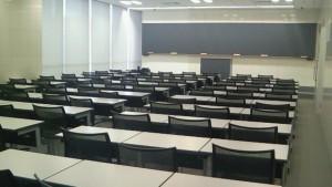 代ゼミの教室